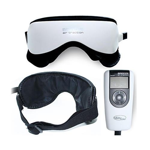 Массажер для глаз с лимфодренажной функцией и встроенными мелодиями Gezatone iSee-360 (Массажеры для глаз Gezatone)