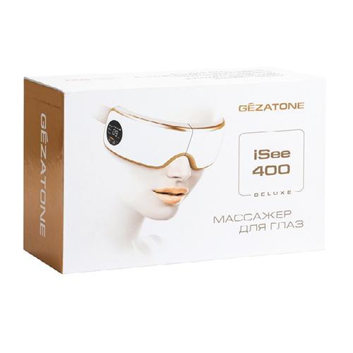 Массажер для глаз Isee400 Deluxe Gezatone (Gezatone, Массажеры для глаз) массажер для глаз takasima rk 3601