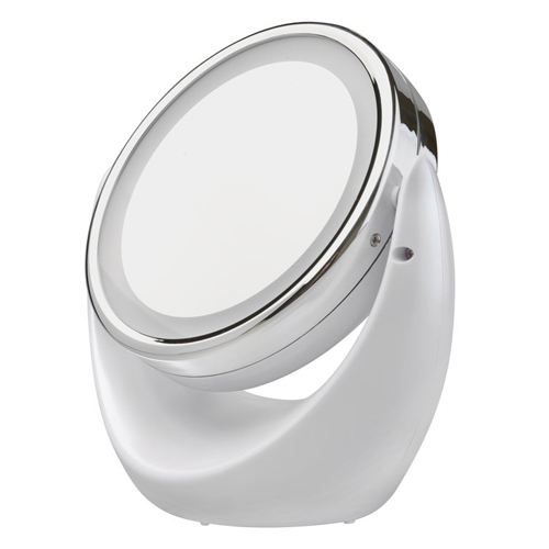 Купить Gezatone Косметическое зеркало с 5х увеличением и подсветкой LM110 (Gezatone, Косметические зеркала), Франция