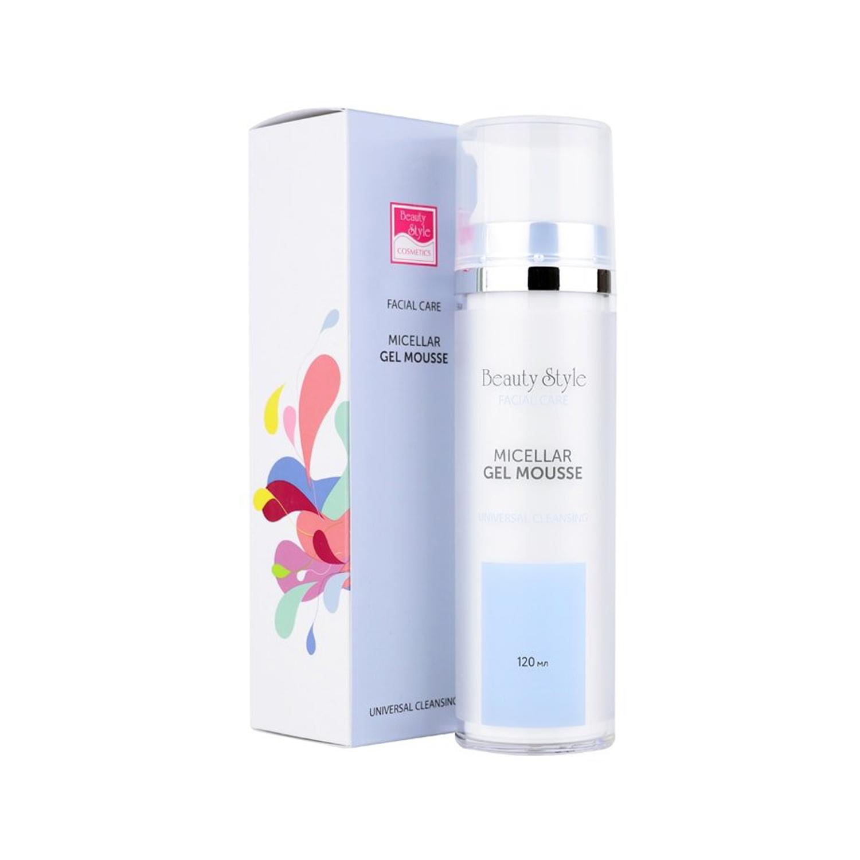 Купить Beauty Style Мицеллярный очищающий гель-мусс Cleansing universal для всех типов кожи, 120 мл (Beauty Style, Чистка лица), США