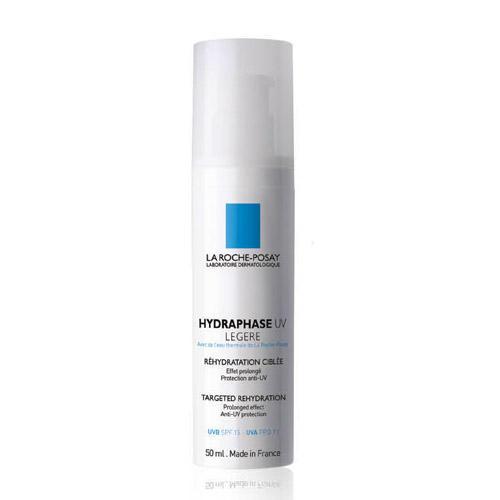 Гидрафаз UV Лежер SPF 15 Интенсивное увлажняющее средство для нормальной и комб. кожи 50мл (La RochePosay, Hydraphase) hydraphase uv