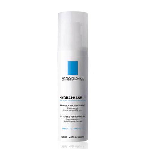 Гидрафаз UV SPF 15 Интенсивное увлажняющее средство для всех типов кожи 50мл (La RochePosay, Hydraphase) hydraphase uv