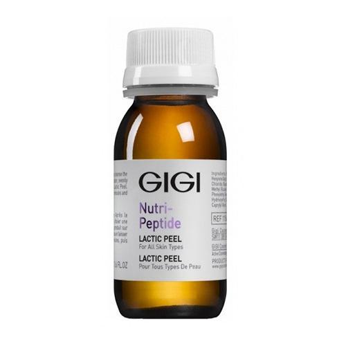 Пептидный молочный пилинг, 50 мл (GIGI, NutriPeptide) пятна после пилинга