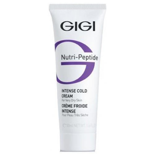 заказать GIGI Джи Джи Intense Cold Cream Крем пептидный интенсивный зимний 50 мл (Nutri-Peptide)