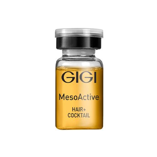 GIGI Мезококтейль красивые волосы +, 8 мл (GIGI, MesoActive) густая себорея кожи
