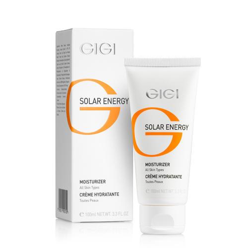 Крем увлажняющий 100 мл (GIGI, Solar Energy)