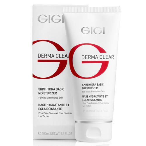 Увлажняющая база под макияж 100 мл (GIGI, Derma Clear) увлажняющая прозрачная база эликсир под макияж manly pro manly pro база под макияж увлажняющая элексир прозрачная
