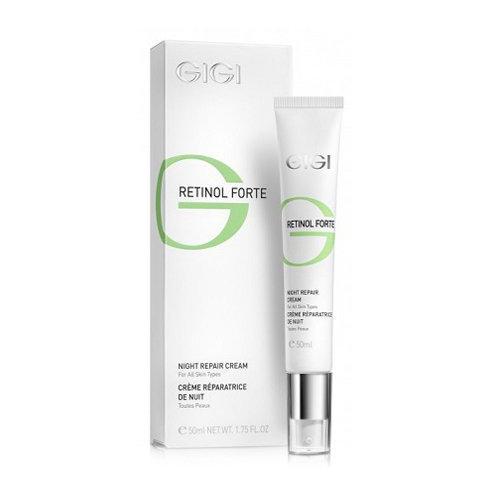 Ночной восстанавливающий лифтинг крем 50 мл (GIGI, Retinol Forte) крем для лица ночной gigi gigi mp002xw1a6ze