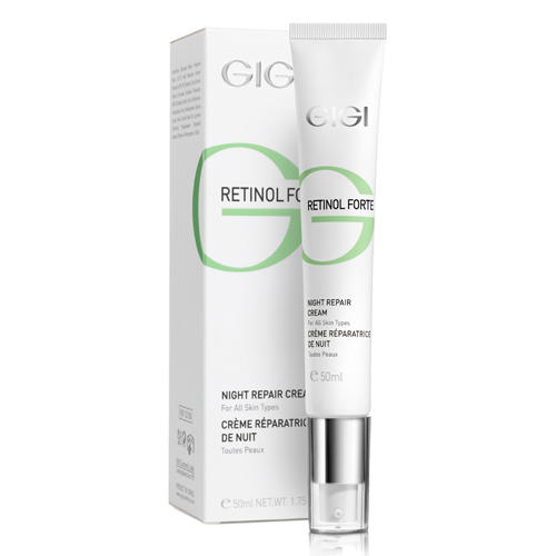 цены GIGI Ночной восстанавливающий лифтинг крем 50 мл (GIGI, Retinol Forte)