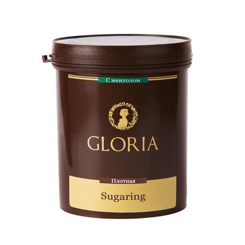 Gloria Паста для шугаринга Средняя с ментолом-универсальная 330 гр ()