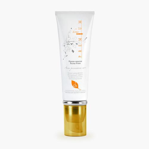 Premium Крем-маска Acne free, 50 мл (Home Work)