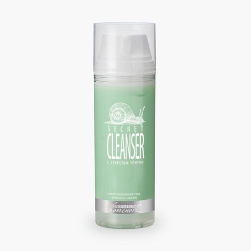 Фото - Очищающий мусс Secret Cleanser с секретом улитки, 155 мл (Premium, Secret Formula) аквакрем для рук с секретом улитки 50 мл premium secret formula