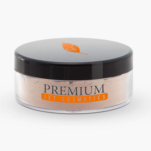 Premium Пудра защитная SPF-15, 50 мл (Jet cosmetics)