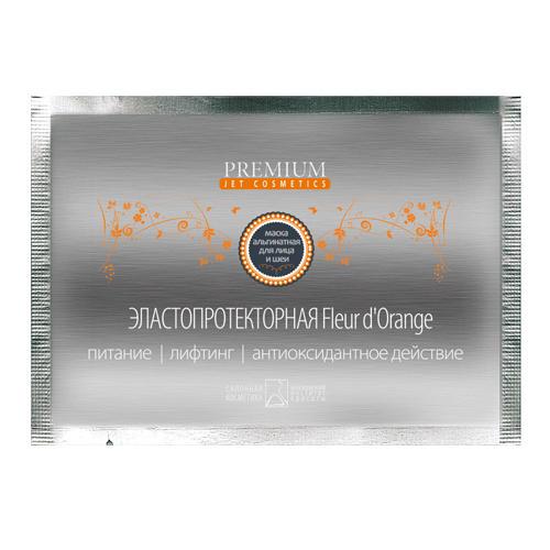 Маска альгинатная Fleur d'Orange, 1шт (Jet cosmetics) (Premium)