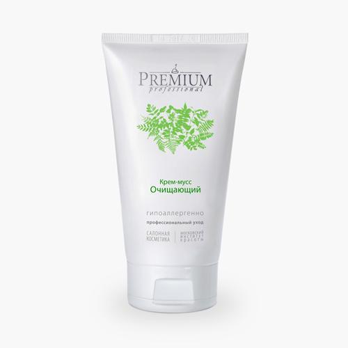 Premium Крем-мусс Очищающий, 150 мл (Professional)