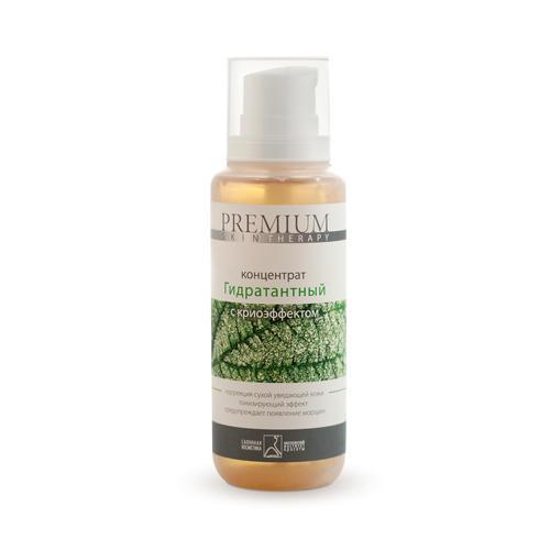 Концентрат Гидратантный с криоэффектом 200 мл (Premium, Skin therapy) premium концентрат с криоэффектом противокуперозный для жирной кожи skin therapy 200 мл