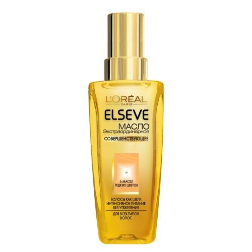 L'Oreal Масло экстраординарное Elseve для волос универсальное 50 мл (L'Oreal, Для волос)