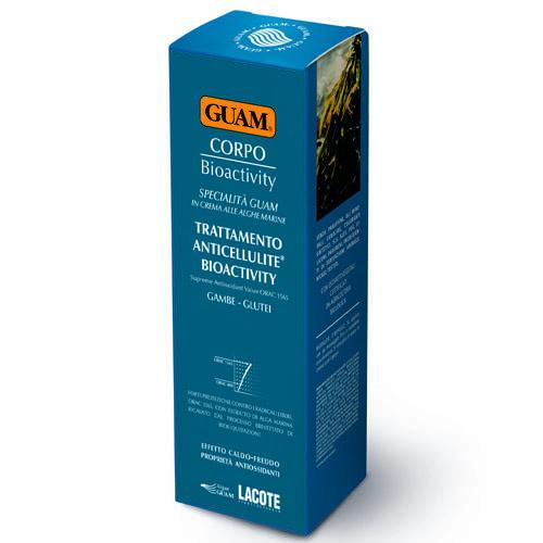 Купить Guam Крем антицеллюлитный биоактивный для тела 200 мл (Guam, Corpo), Италия