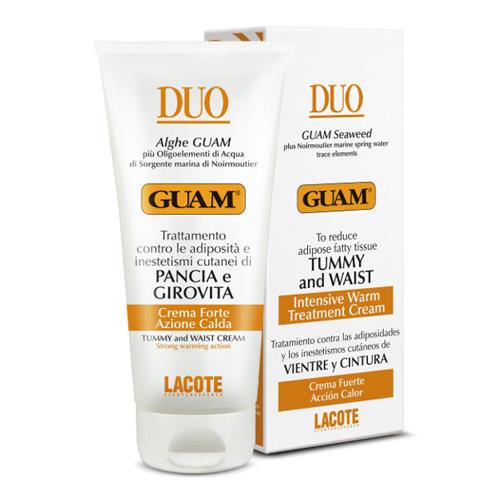 Guam Крем для живота и талии с разогревающим эффектом Duo 150 мл (Duo)