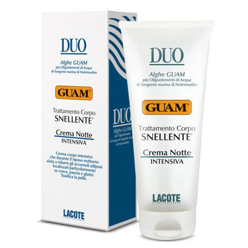 Guam Крем против жировых отложений ночной интенсивный DUO 200 мл (Duo)