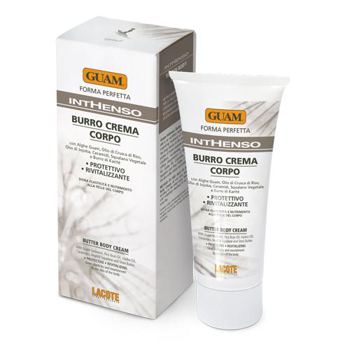 Guam Крем для тела с маслом Карите питательный 150 мл (Guam, Inthenso)