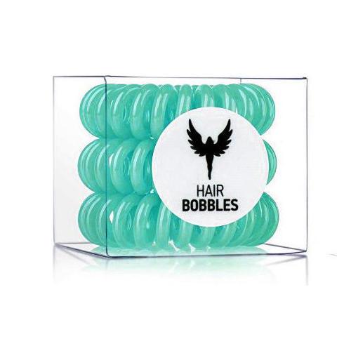Резинка для волос Hair Bobbles Изумрудная, 3 шт. (Hair Bobbles, Hair Bobbles) new 10pcs women lady hair band velvet elastic ponytail tie bow rubber bobbles lovely