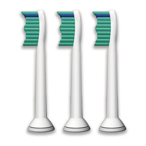 Чистящая головка Sonicare ProResults 3шт (Sonicare, Чистящие головки) 12 packs philips sonicare healthywhite generic toothbrush replacement for proresults easyclean hx6750 hx6710 hx6530 heads