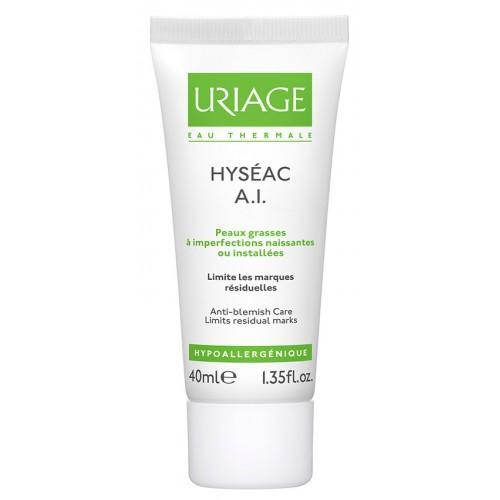 Исеак А.I эмульсия противовоспалительный уход для жирной проблемной кожи 40 мл (Uriage, Hyseac) исеак эмульсия к18 40 мл uriage hyseac