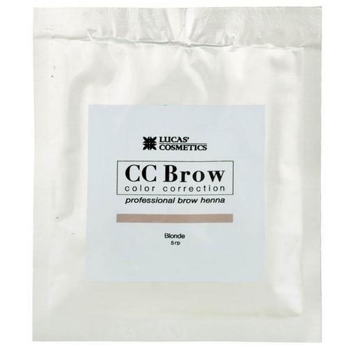 CC Brow Хна для бровей в саше (русый) 5 г НОВИНКА (CC Brow, Для лица)
