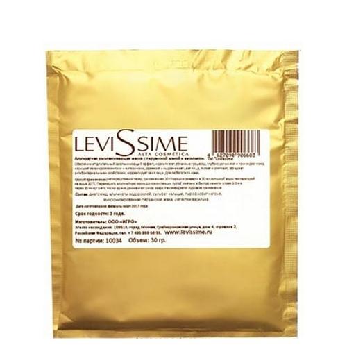 Купить LevisSime Альгинатная антивозрастная маска с экстрактом черной икры 30 г (LevisSime, Для лица / уход за лицом), Испания