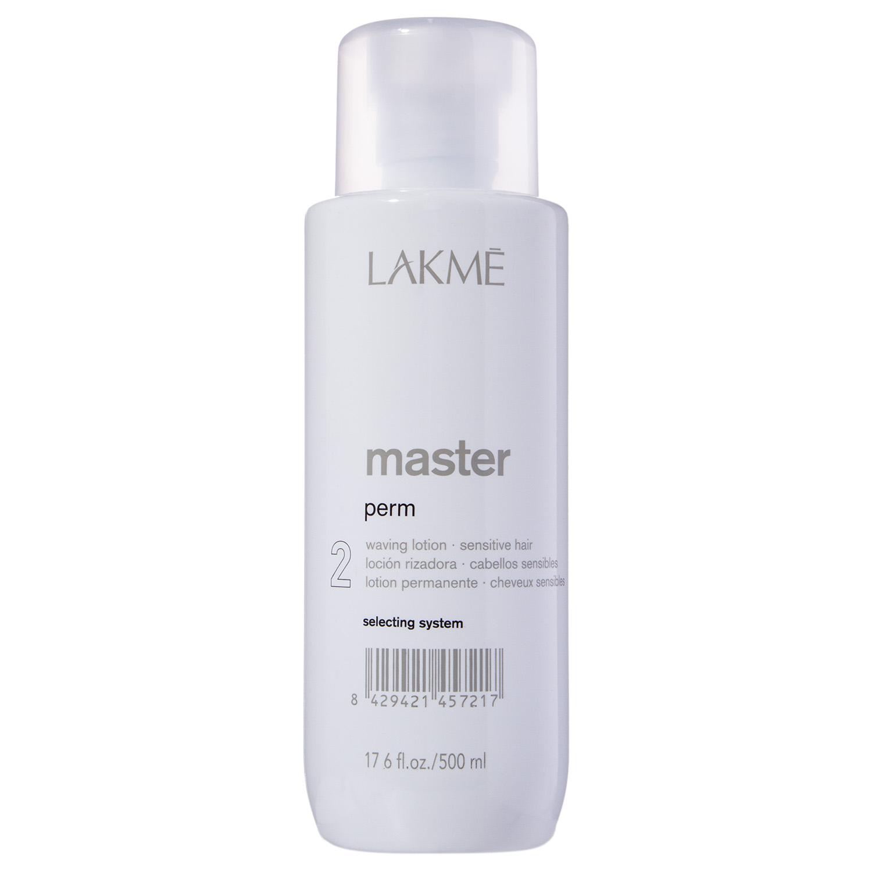 Фото - Lakme Лосьон для завивки окрашенных и ослабленных волос 2, 500 мл (Lakme, Master) lakme master perm selecting system 1 waving lotion лосьон для нормальных волос 500 мл lakme master