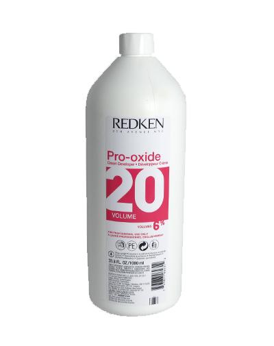 Redken Про-Оксид 20 Волюм крем-проявитель (6%) 1000 мл (Redken, Pro-Oxyde Redken)