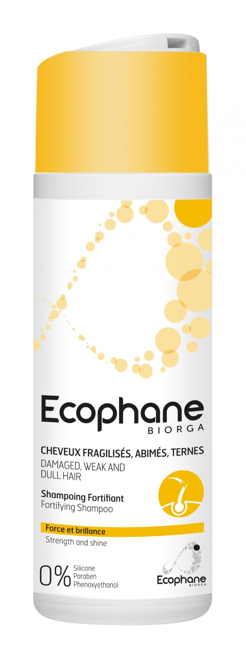 Biorga Экофан Укрепляющий шампунь 200 мл (Biorga, Ecophane)