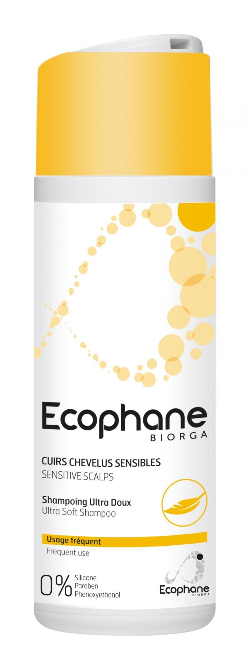 Экофан Ультрамягкий шампунь 200 мл (Biorga, Ecophane) шампунь экофан