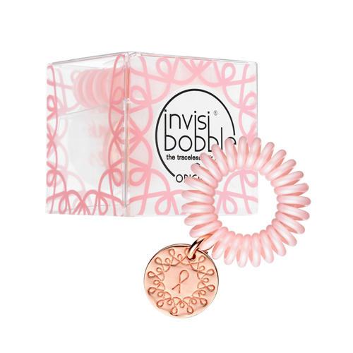Резинка для волос Pink Heroes, Нежнорозовый 1 шт. (Invisibobble, Original)