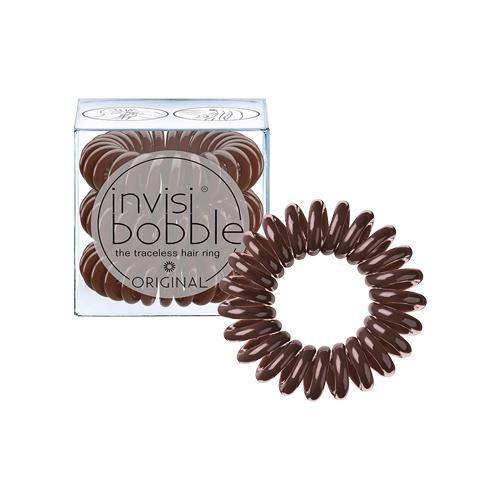 Резинкабраслет для волос Original Pretzel Brown коричневый (Invisibobble, Original) invisibobble резинка для волос original pretzel brown 3 шт коричневая