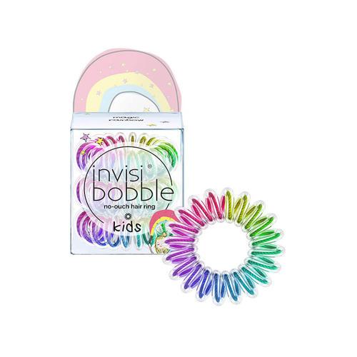 Резинка для волос Kids magic rainbow разноцветная (Invisibobble, Kids) резинка для волос invisibobble magic mermaid ocean tango 3 штуки 3139