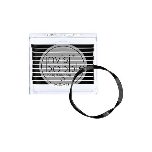 Резинка для волос Basic True Black черный (Invisibobble, Basic) телефонная розетка abb bjb basic 55 шато 1 разъем цвет черный