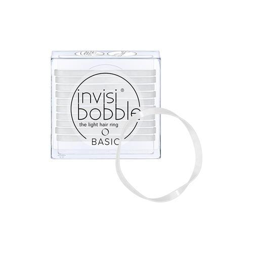 Invisibobble Резинка для волос Basic Crystal Clear прозрачный (Invisibobble, Basic), Великобритания  - Купить