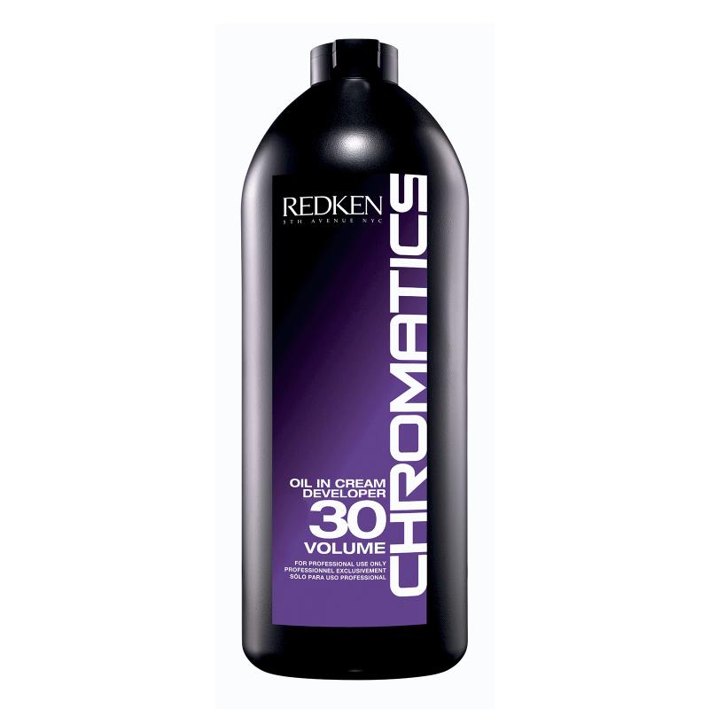 Купить Redken Хроматикс Проявитель крем-масло 30 Vol [9%] 1000 мл (Redken, Окрашивание), США