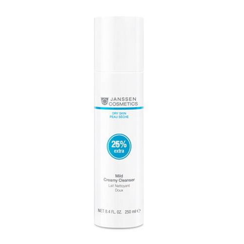 Очищающая эмульсия 250 мл (Janssen, Dry Skin) janssen dry skin radiant firming tonic