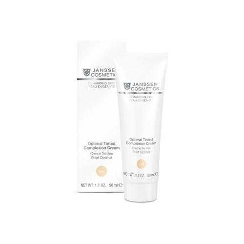 цена на Дневной крем Оптимал Комплекс SPF 15 Light, 50 мл (Janssen, Demanding skin)