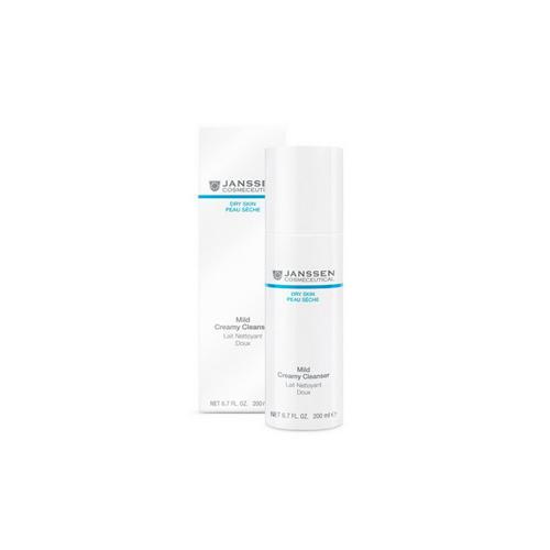 Janssen Cosmetics Очищающая эмульсия 30 мл (Janssen Cosmetics, Travel size) janssen cosmetics эмульсия очищающая mild creamy cleanser 200 мл
