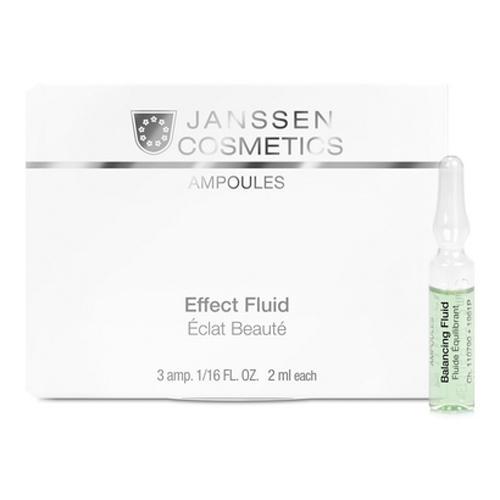 Janssen Балансирующий концентрат для комбинированной кожи 7x2мл (Ампульные концентраты)