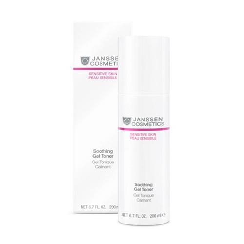 Janssen Успокаивающий тоник для чувствительной кожи 200 мл (Sensitive skin)