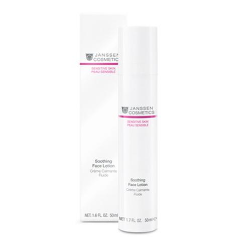 Janssen Успокаивающая смягчающая эмульсия 50 мл (Sensitive skin)