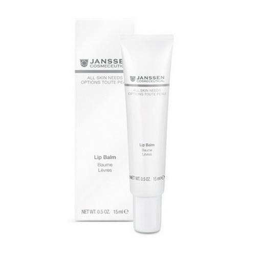 Бальзам для губ 15 мл (Janssen, All skin needs)