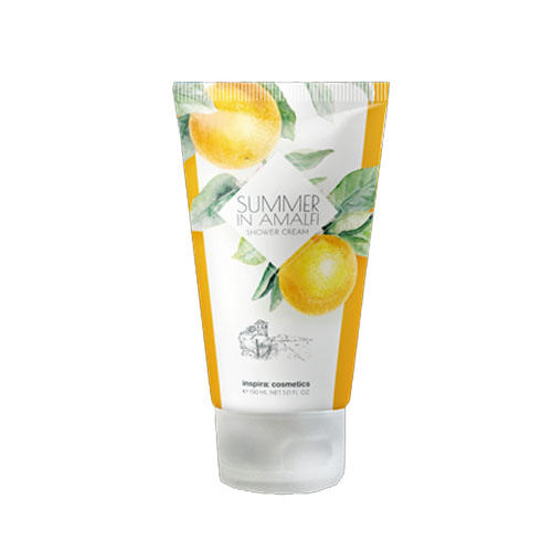 Shower Cream Кремгель для душа Summer In Amalfi 150 мл (Inspiracosmetics, Summer in Amalfi)