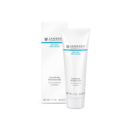Суперувлажняющий гелькрем 50мл (Janssen, Dry Skin) суперувлажняющий концентрат dry skin