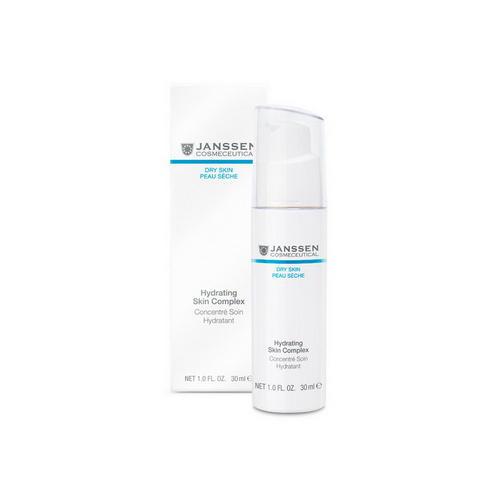 Janssen Суперувлажняющий концентрат с гиалуроновой кислотой 30 мл (Janssen, Dry Skin)
